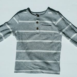 LS Old Navy Thermal Henley